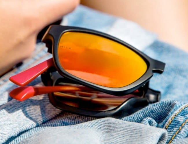 Inventions For Your Home folding sunglasses