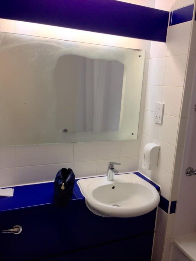 Inventions For Your Home heated mirror