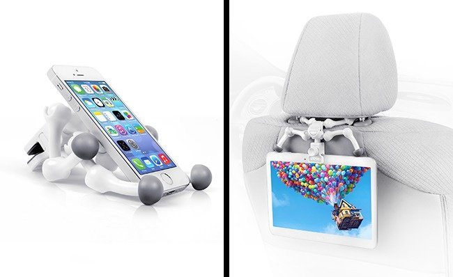 Inventions For Your Home multifunctional phone holder