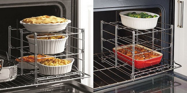 Kitchen Devices extra oven shelves