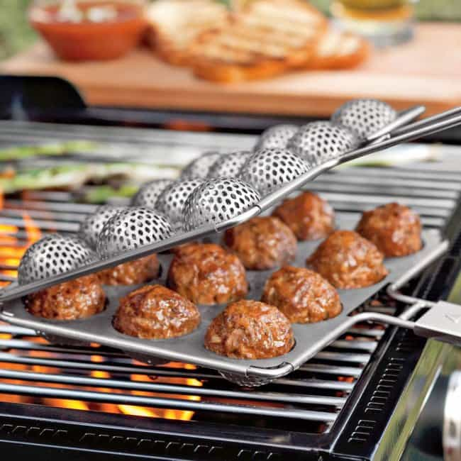 Kitchen Devices meatball tray