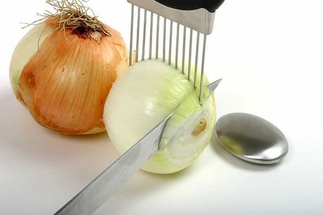 Kitchen Devices onion holder