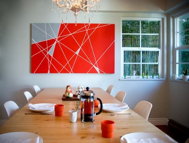 Low Cost Ways To Transform Your Home brighten walls