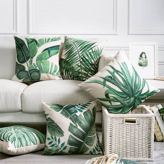 Low Cost Ways To Transform Your Home new pillows