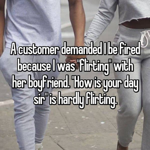 Outrageous Requests From Customers demanded i be fired