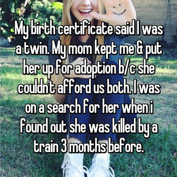 Secrets People Discovered On Their Birth Certificates twin
