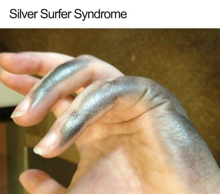 Struggles That Left Handed People Face silver surfer syndrome
