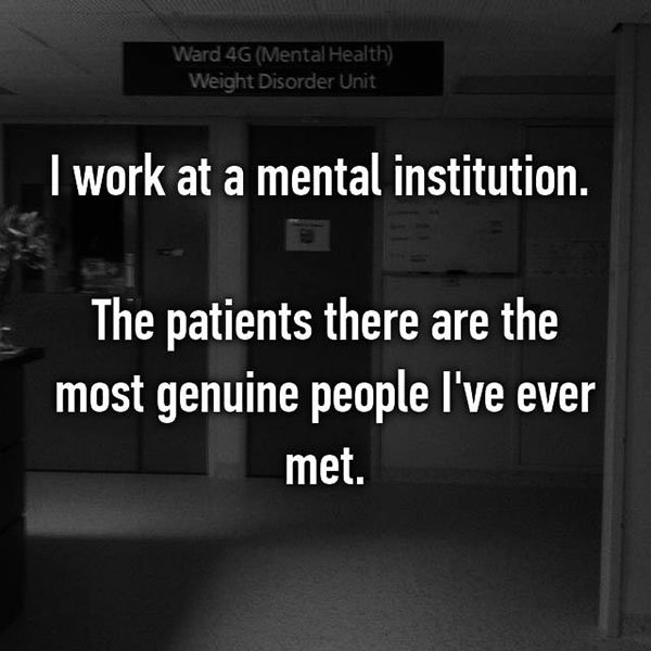What It's Like To Work At A Psychiatric Hospital genuine