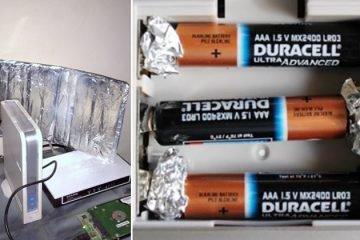 aluminum-foil-life-hacks