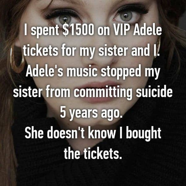 Acts Of Sisterly Love adele