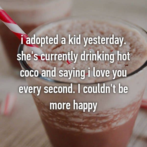 Adoption Stories i couldnt be more happy