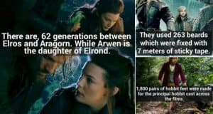 Awesome Facts About 'Lord Of The Rings' And 'The Hobbit