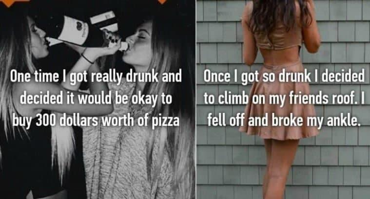 Bad Drunk Decisions