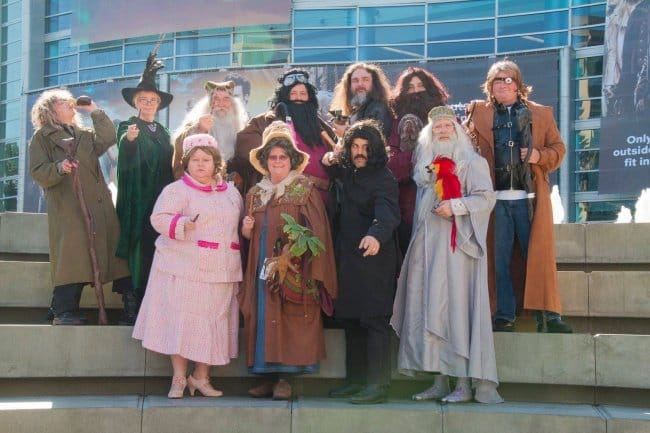 Brilliant Examples Of Cosplay hogwarts staff