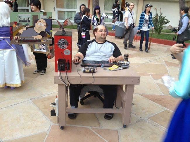 Brilliant Examples Of Cosplay leroy jenkins south park