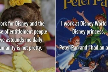 Confessions From Disney Workers