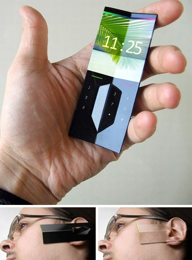 Cool Inventions bluetooth and phone in one