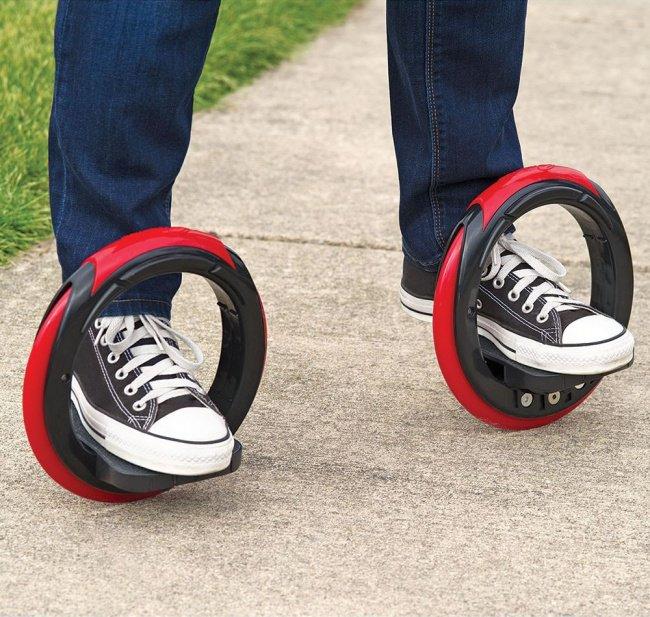 Cool Inventions circular skates