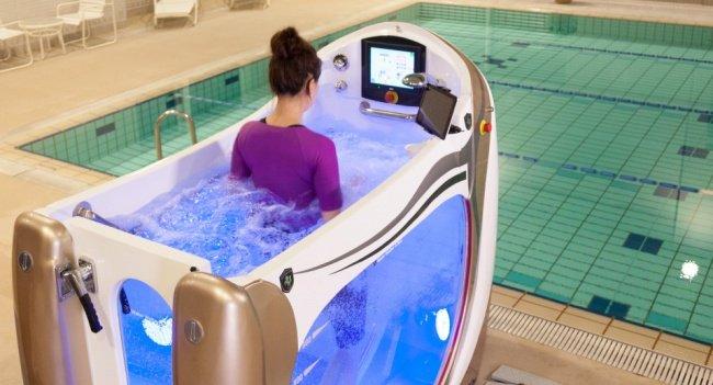 Cool Inventions treadmill aqua