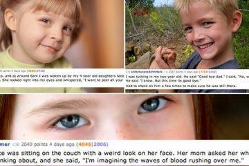 Creepy Quotes Said By Children