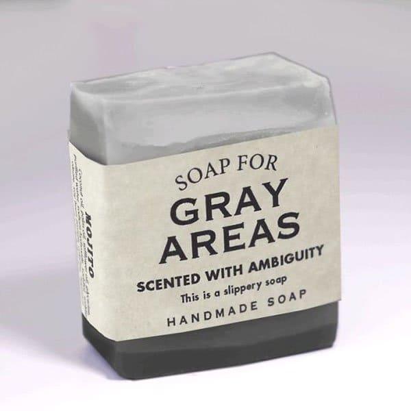 Hilarious Soaps grey areas