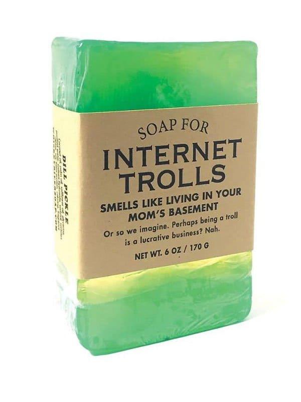 Hilarious Soaps internet trolls