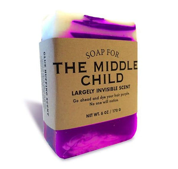Hilarious Soaps the middle child