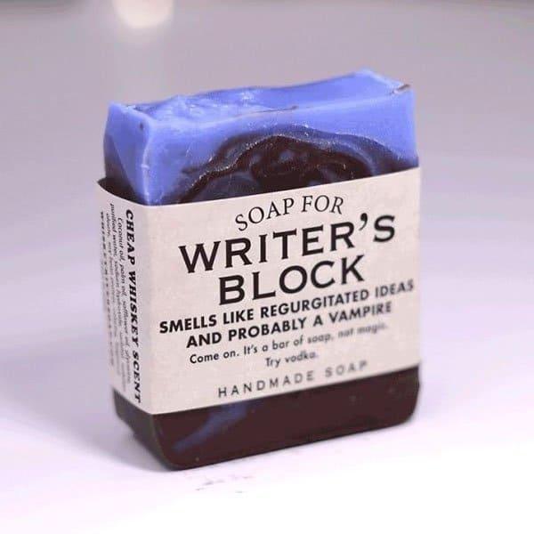 Hilarious Soaps writers block