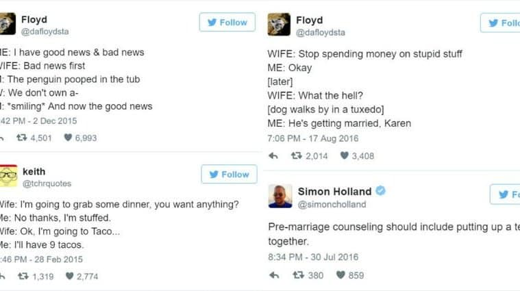 Hilarious Tweets That Married People Will Relate To