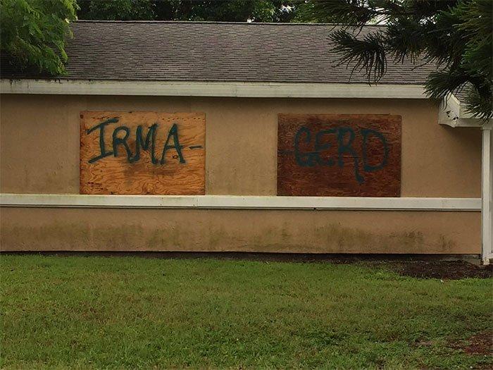 Hurricane Irma gerd