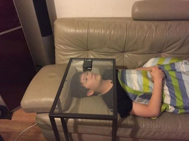 Ideas For Solving Strange Problems handsfree watching