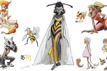 If Pokemon Became Human
