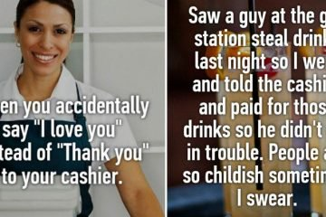 Interactions Between Customers And Cashiers