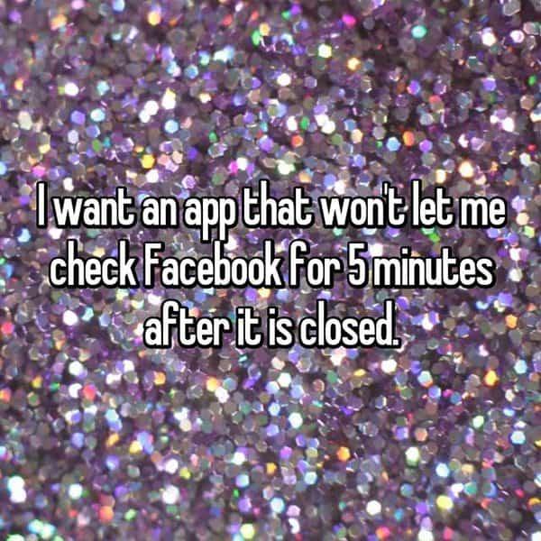 Interesting App Ideas wont let me check facebook