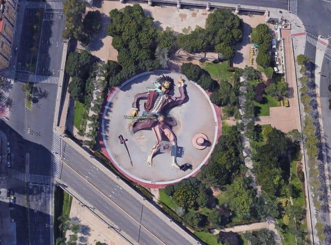 Google Maps Stauumfahrung