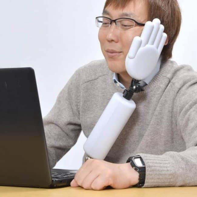 Japanese Inventions head support