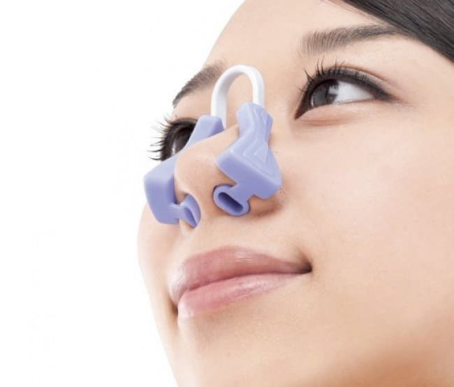 Japanese Inventions nose straightener
