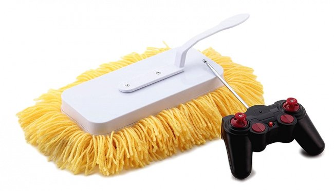 Japanese Inventions remote control mop