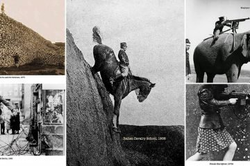 Mesmerizing Historical Photos That Leave You In Awe