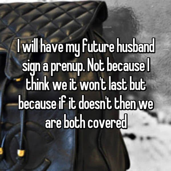 People Share Their Honest Opinions On Prenuptial Agreements