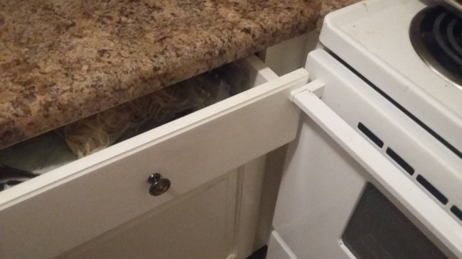 Photos Where Something Went Terribly Wrong draw oven clash