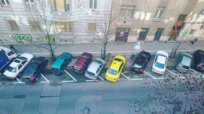 Photos Where Something Went Terribly Wrong parking of the year