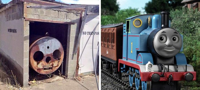 Pop Culture Icons In Disguise thomas the tank engine