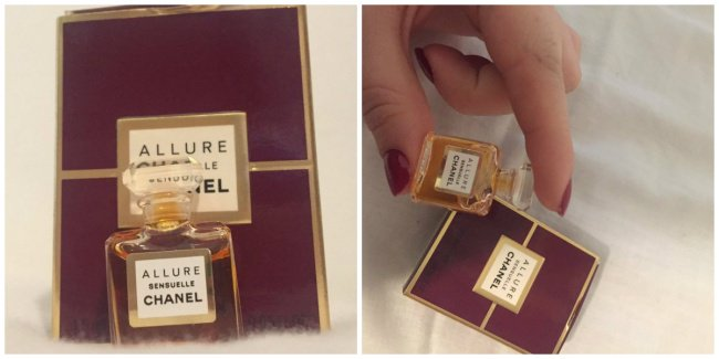 Shouldn't Trust Everything You See favorite perfume