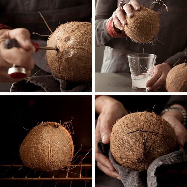 Simple Things That Many Of Us Are Doing Wrong opening a coconut