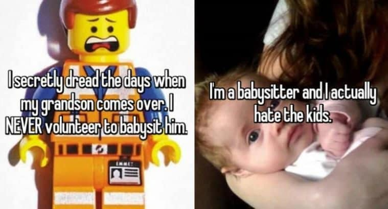 Stories From Babysitters