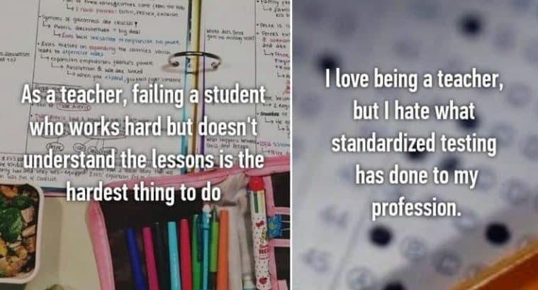 Teachers Share The Worst Thing About Their Job