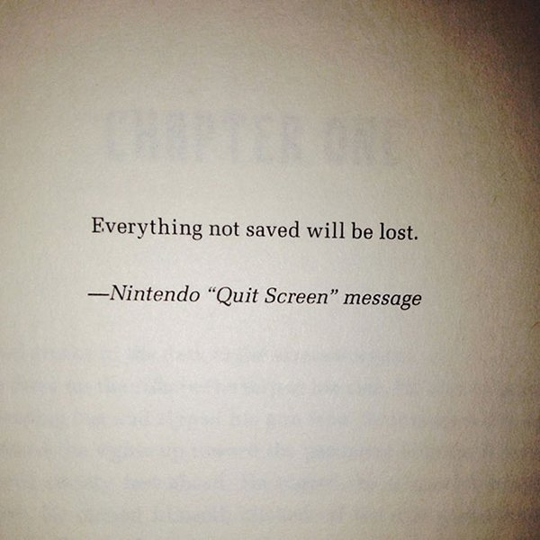 The Best Book Dedications the end games