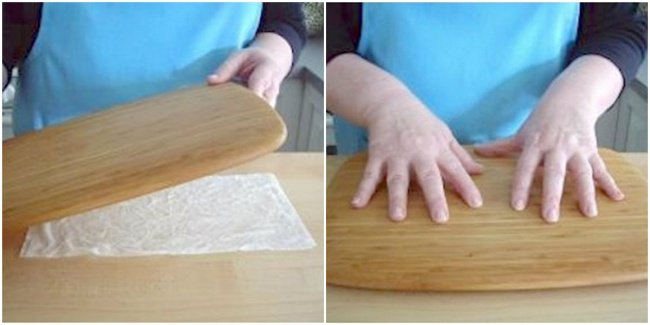 Things That Can Be Done More Easily cutting board