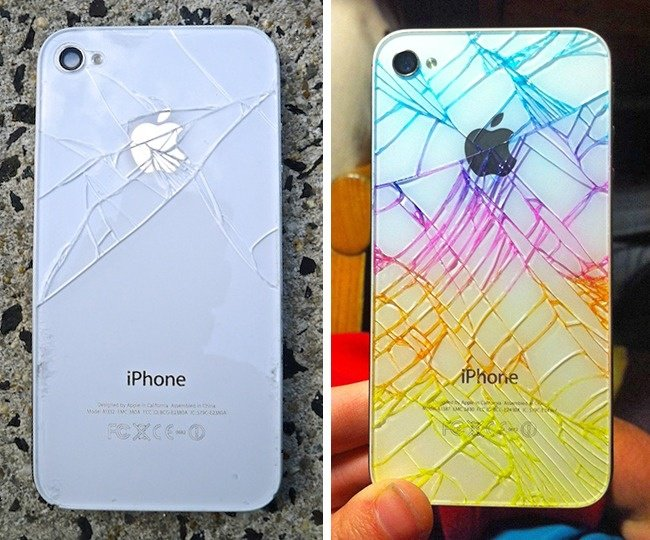 Things That Can Be Done More Easily iphone makeover